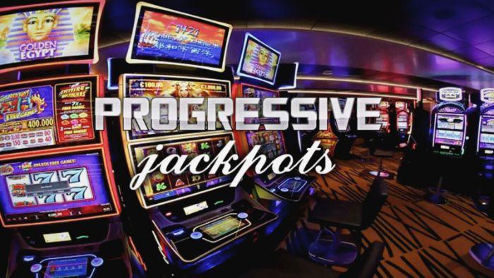 Progressive jackpot