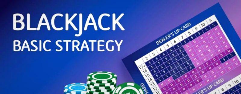 basic blackjack strategy
