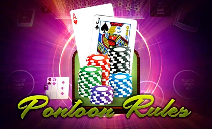 Pontoon card game rules